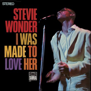 I Was Made To Love Her – Stevie Wonder